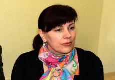 Доцент кафедри журналістики Ніна Головченко