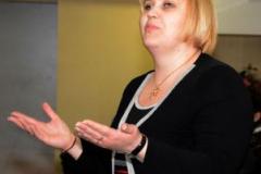 Директор Інституту філології та масових комунікацій Університету Україна Наталя Барна
