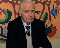 Заслужений журналіст України Олександр Глушко