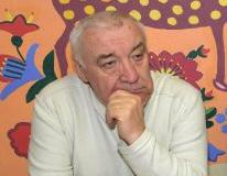 Заслужений журналіст України Олександр Горобець
