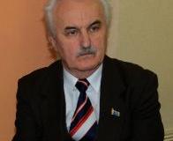 Заслужений журналіст України Василь Губарець